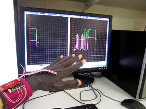 Guante VR