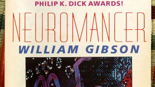 Neuromante de William Gibson, un hito de la literatura Sci-f